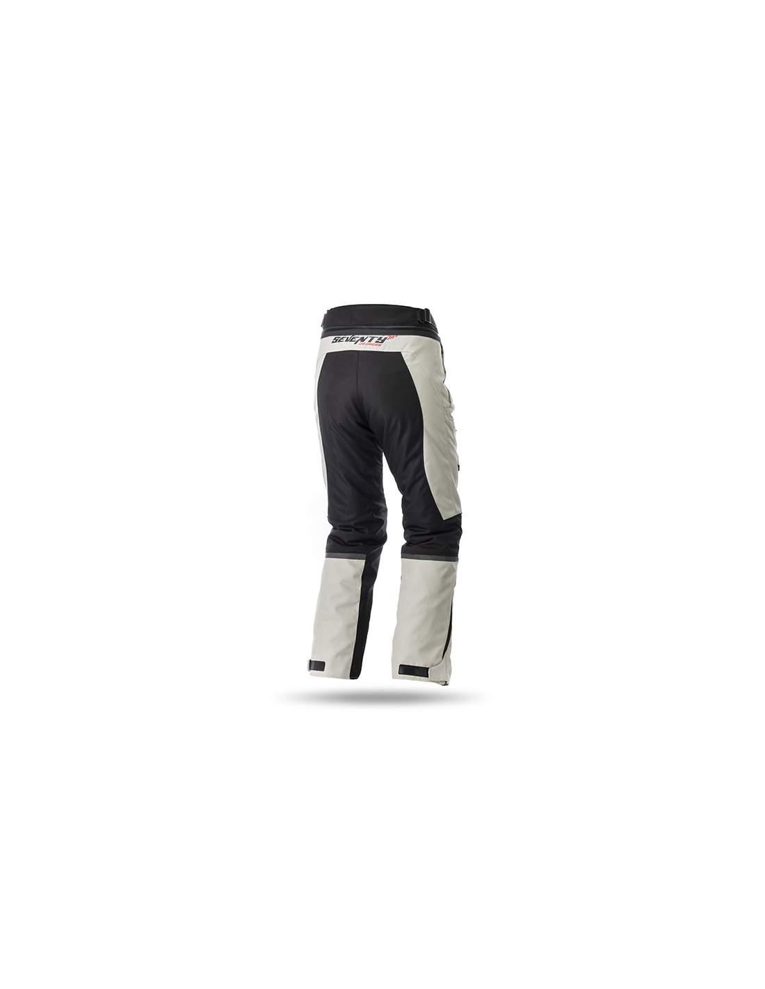 Pantalon Sd Pt1 Invierno Touring Unisex Negro Gris